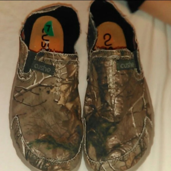 baby complimentary shipping good quality Men's Camo Cushe shoes.